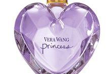 Favourite perfumes