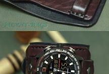 Tick Tock Leather