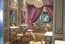 HAIR SALON INTERIOR / by UKHairdressers.com
