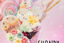 札幌発!SHONPYプロデュースの #SHONPYパフェ / デコレーションコーンがかわいいSHONPYハンドパフェ すすきのラフィラにて販売中!