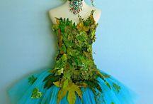 Mannequins ~~ Robes fées/fairy
