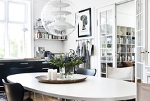 Dining rooms / by Jane McGrath