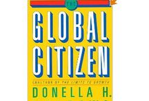 Global Citizen / Whether you're conscious of it or not, YOU are a global citizen. While this idea may seem a little daunting at first, and a heavy torch to carry, you should feel rest assured that you're not alone. The role of a global citizen is truly an inspirational one and once mastered, you'll find yourself possessing an all-encompassing perception of the world and the part you play in its healing.