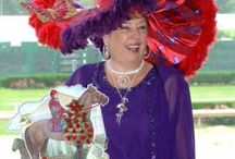 The Red Hat Society!