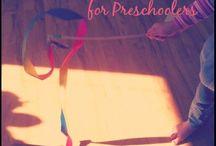 Preschool Performance Theme