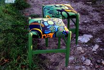 Furniture / by Bj Geren