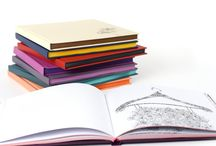 Inspiring coloring notebooks / Amazing color-yourself notebooks which you can use for both: coloring and writing.