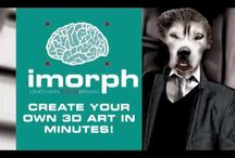 iMORPH3D The awesome 3D illusion app