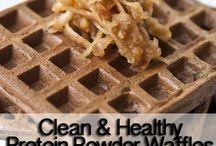 {Clean Breakfast Ideas}