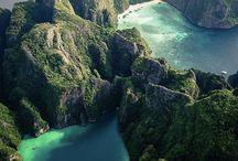 Koh Phi Phi | Ilhas Phi Phi na Tailândia