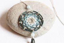 Bijoux, collier, perles