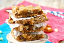 Coo-coo for Cookie Butter & Biscoff treats / by Mary Schwandt