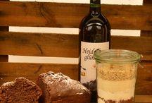 Backmischung im Glas / Verschiedene leckere Rezepte als Backmischung im Glas zum Verschenken, Cakemix, selbstgemacht, Geschenkidee, Geschenk aus der Küche
