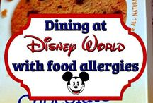 Disney World with Food Allergies