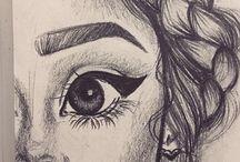 rysunki ❤