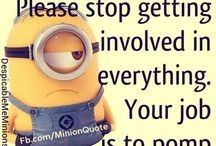 Cool Minion quotes