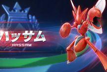 Scizor llegará a las recreativas de Pokkén Tournament el 20 de octubre