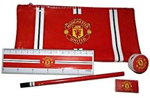 Manchester United Stationery sets etc / Official Manchester United Stationery sets etc