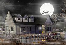 Bear's house / 3D