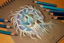 Enchanted Dragons