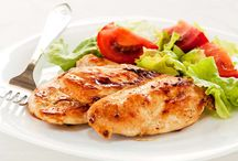 Low calorie meals/snacks