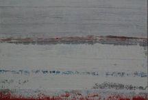 Toiles de mes élèves / Peinture acrylique