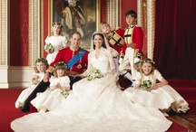 The Royal Wedding / Prince William married Catherine Middleton at Westminster Abbey on April 29th, 2011 in front of a global audience.  That morning, Queen Elizabeth II announced their new titles: TRH The Duke And Duchess of Cambridge.