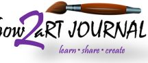 How2ArtJournal / Supports the howtoartjournal.com community. Spreading the power of art journaling.