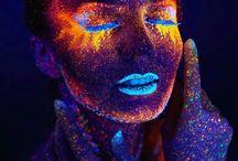 bodypaint glow in the dark