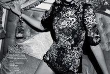 Dolce & Gabbana at the Hotel Villa Taormina / photoshoot