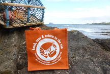 Lobster gifts / Our new range of unique products for 2016 to raise money for Hatchery production