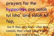Esha the night prayer