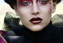Gold Foil Makeup Ideas