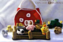 Crochet - Stuffed Animals