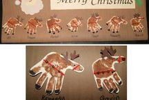 December Education Crafts!