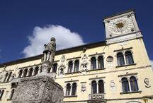 Belluno, città alpina / Arte, storia, cultura e tradizioni della città insignita della Medaglia d'oro al valor militare.
