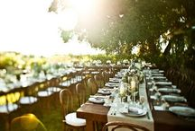 Weddings | Rustic and Chic Ideas / by Lavender Hill Weddings + Events