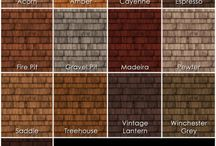 Home - Exterior finishes