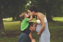 família com gestante