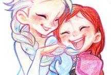 Elsa&Anna