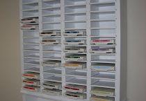 Scrappy storage ideas