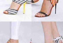 ayakkabılar ve elbise