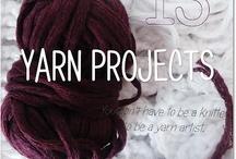 DIY // Thread and Yarn