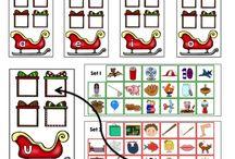 Kindergarten-December