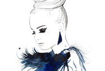 ♥ Fashion Illustration ♥