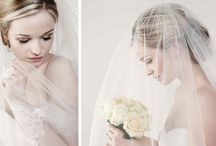 Wedding Veils / Add the finishing touch to your bridal look with a stunning veil!