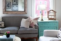 Teal / Teal furniture