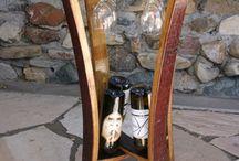 Wine staves
