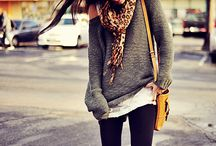 Fall/Winter 2011 Style Stuff / planning my upcoming wardrobe - reality and inspiration both