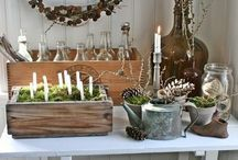 Christmas DIY / Gorgeous ideas for a handmade Christmas at your home.